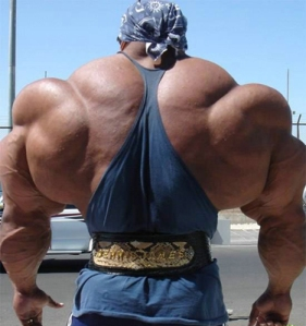 Most Extreme Bodybuilders of the World